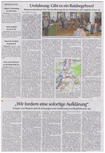 Hallertauer Zeitung vom 21.04.2016