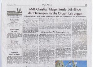 Hallertauer Zeitung vom 03.05.2016