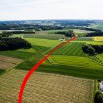 Teilstück nahe Anwesen Prummer (Feldsix)
