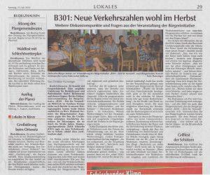 Hallertauer Zeitung vom 23.07.2016