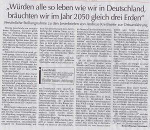 Hallertauer Zeitung vom 06.01.2017