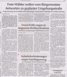 Hallertauer Zeitung vom 22.02.2017