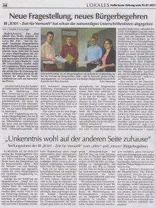 Hallertauer Zeitung vom 25.07.2017
