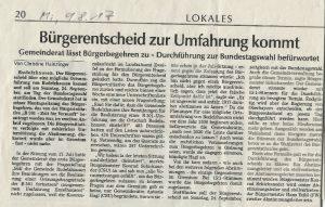 Hallertauer Zeitung vom 09.08.2017