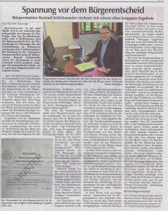 Hallertauer Zeitung vom 16.09.2017