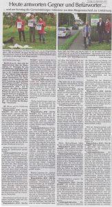 Hallertauer Zeitung vom 22.09.2017