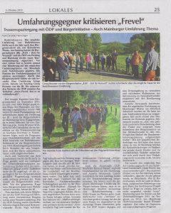 Hallertauer Zeitung vom 05.10.2018